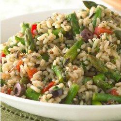 Tuscan Rice Salad