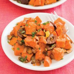 Bella's Moroccan-Spiced Sweet Potato Salad recipe
