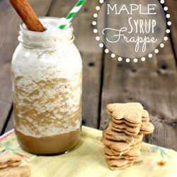 Maple Frappé