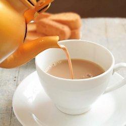 Spiced Milk Tea (Masala Chai)