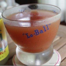 Clam Juice Cocktail
