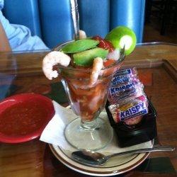Clam Juice Tomato Cocktail