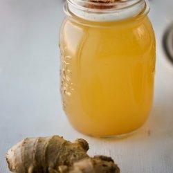 Ginger-Spiced Tea