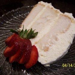 Lemon Angel Dessert