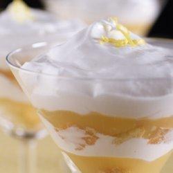 Lemon Trifle - Individual Serving Size