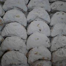 Kourabiedes - Christmas Cookies
