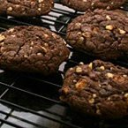 Chocolate Oatmeal Cake-mix Cookies recipe