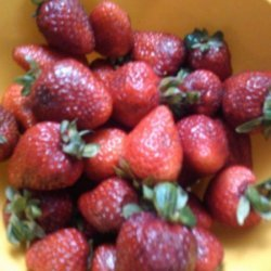 Jetts Strawberry Whipped Cream Angel Food Delite recipe