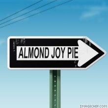 Amazing Almond Joy Pie