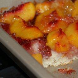 Baltimore Peach Cake