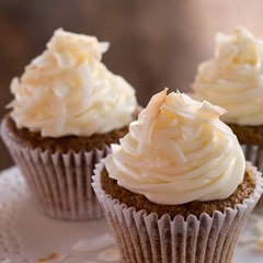 Paula Deens The Best Ever Carrot Cake Cupcakes