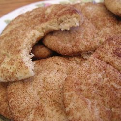 My Ultimate Snickerdoodles