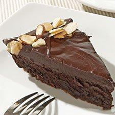 Passover Flourless Chocolate Cake