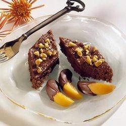 Greek Choco-nut Cake
