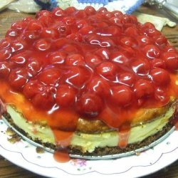 Cherry Cheesecake Worthy Of Ahmed