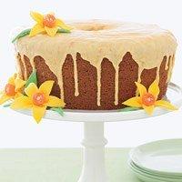 Tangerine Chiffon Cake recipe