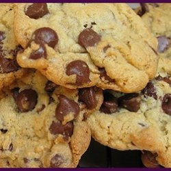 Nutty Chocolate Chip Cookies