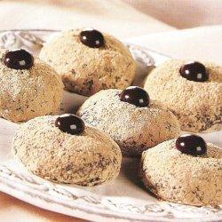 Mocha No-bake Cookies