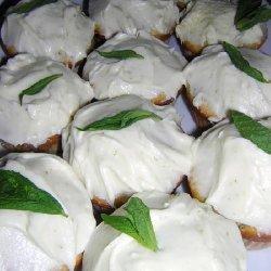 Mojito Cup Cakes recipe