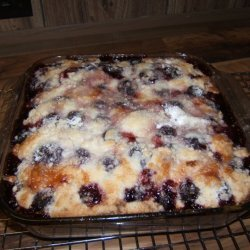 Bake And Rise Cherry Streusel