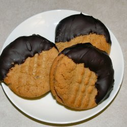 Three Way Peanut Butter Cookies