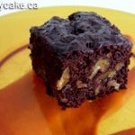 Kahlua Walnut Brownies recipe