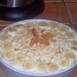 Bannana Pudding