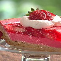 Carolyns Gelatin Cheesecake From Paula Deen recipe