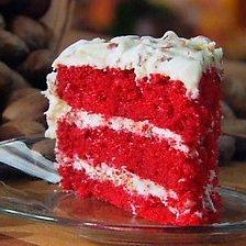 Grandmother Pauls Red Velvet Cake