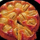 Apple Fancy Cake - German recipe