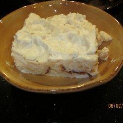 Angel Lemon Torte