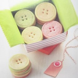 Crafty Button Sugar Cookies recipe