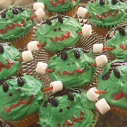 Scarecat Cookies Monster Muffins And Boo Pops