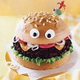 Big Mac Cake recipe
