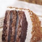 Frozen English Toffee Cake