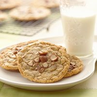 Cookie Monster Malted Milk Ball Cookies recipe