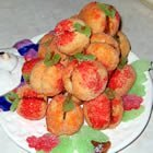 Relistic Peach Cookies