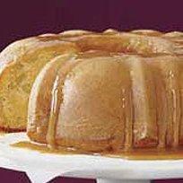 Moist Caramel Apple Cake recipe