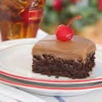 Cherry Cola Brownies