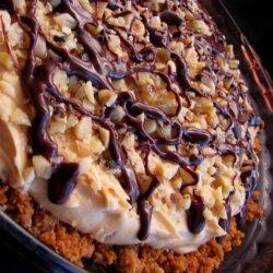 Heavenly Peanut Butter Pie