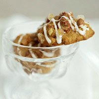 Pumpkin Pie Drop Cookies