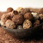 Bonbon Peanut Butter Balls recipe