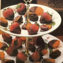 Chocolate -dipped Fruits
