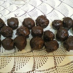 Truffles With Your Leftovers recipe