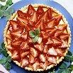 Fresh Strawberry Cream Cheese Tart