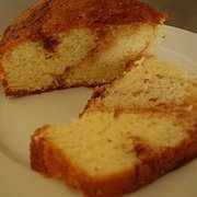 Quick Easy Marble Cake With A Twist recipe