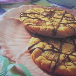 Peanut Butter Candy Jumbo Cookies