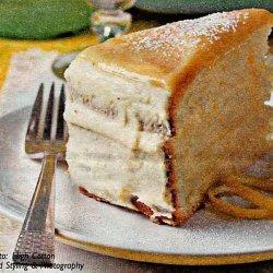 Lemon Tiramisu Cake