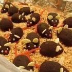 Chocolate Mice Cookies