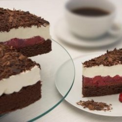 Cherry Cream Cake Germany recipe